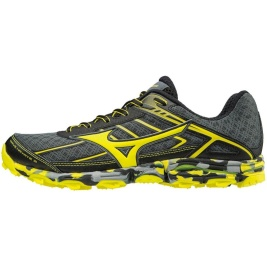 Mizuno Wave Hayate 3 black/yellow