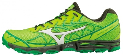 Mizuno Wave Hayate 4 green