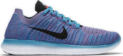 Nike Free RN Flyknit blue/purple