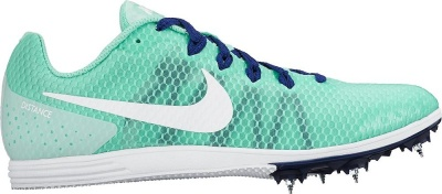 Nike WMNS Zoom Rival D 9 green