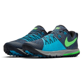 Nike Zoom Wildhorse 4 blue/green